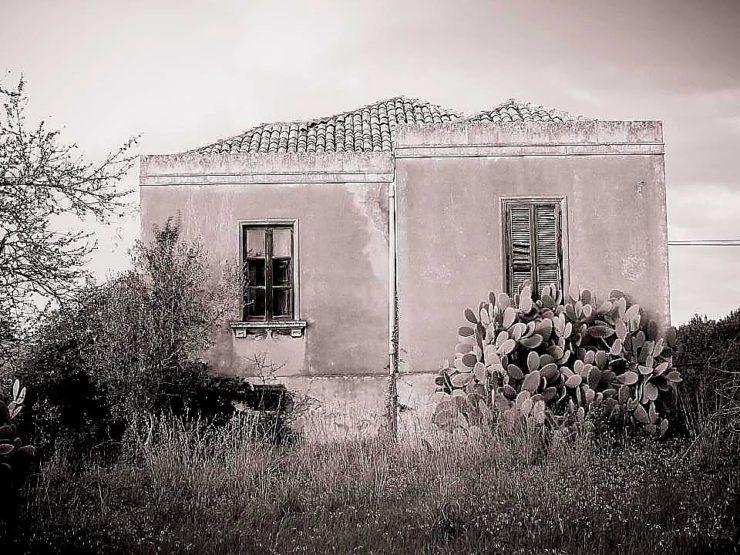 Villa Siracusa contrada Isola Maddalena
