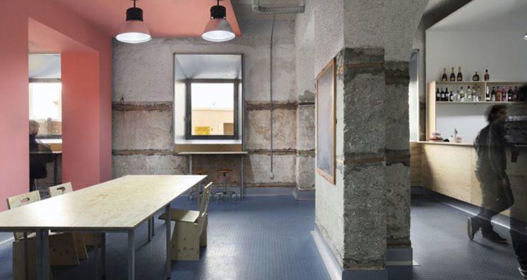La nuova caffetteria della Scuola di Architettura di Siracusa   Ortigia Island