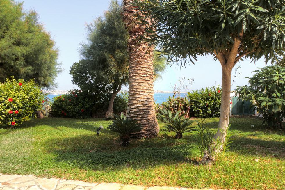 Villa vacanze Maddalena sul mare di Siracusa