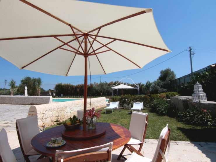 Mythos Cottage, garden&swimming-pool