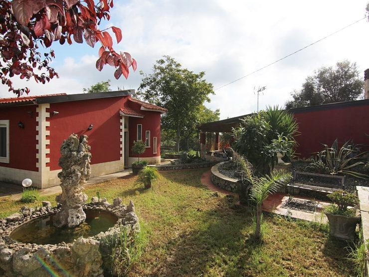 Canicattini Bagni Villa in vendita
