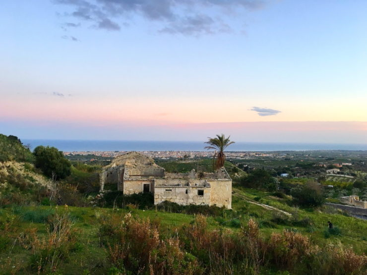 Sicilian farmhouse for sale Syracuse