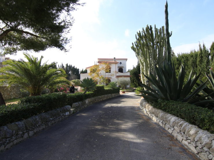 Siracusa Plemmirio splendida villa in affitto