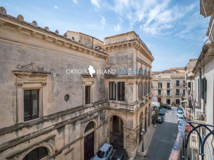 Ortigia Teatro-Dimora Ottocentesca con terrazza