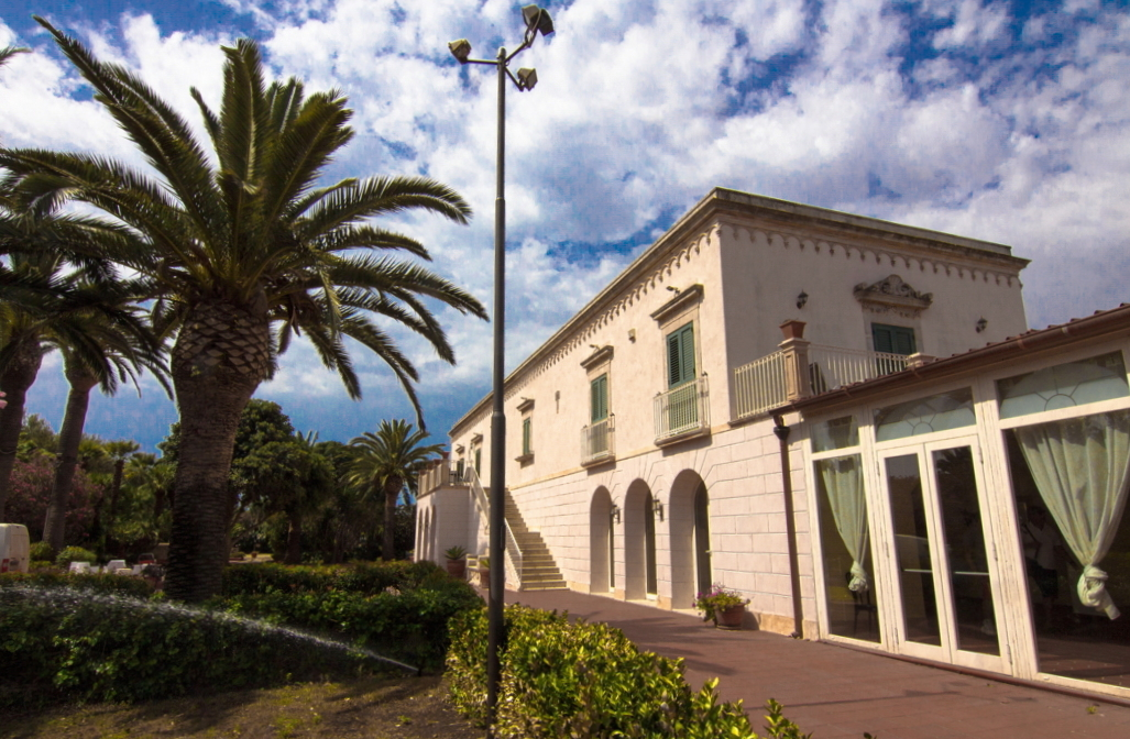 Sicilian villa for sale