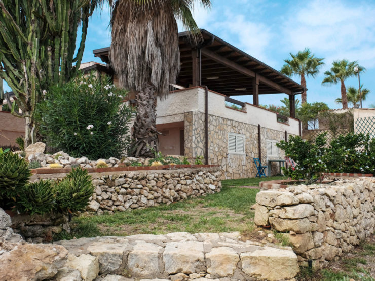 Plemmirio Siracusa Villa con piscina e giardino