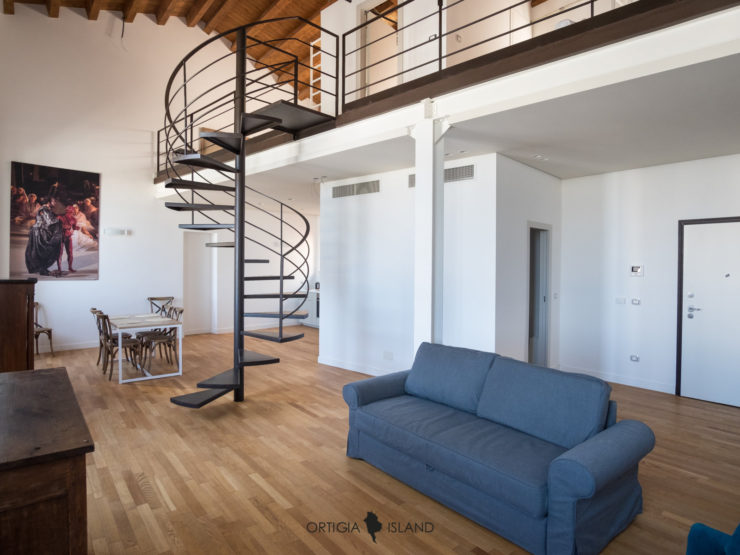 ( LOFT A ) in Ortygia