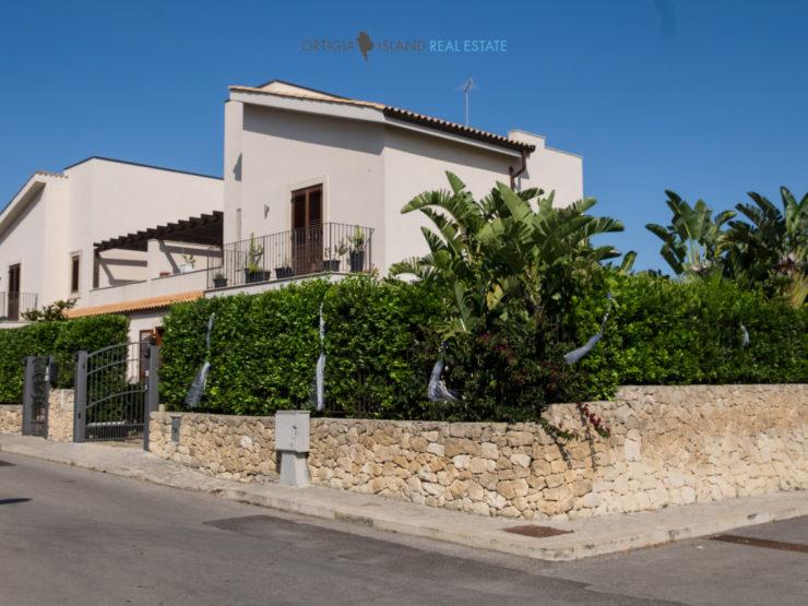 Siracusa Villa bifamiliare in vendita