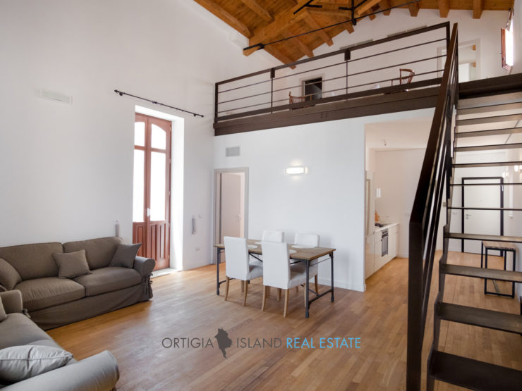 LOFT G in Ortygia
