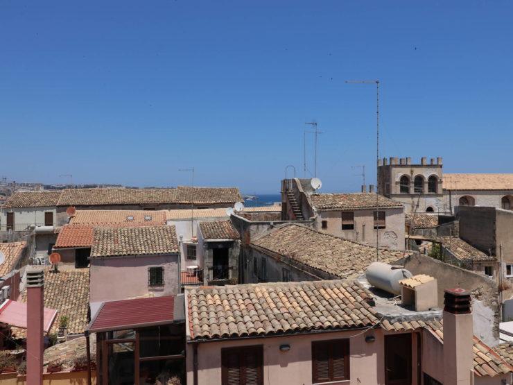 Ortigia Tintori casetta con terrazzo