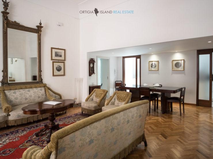 Ortigia elegante appartamento in affitto