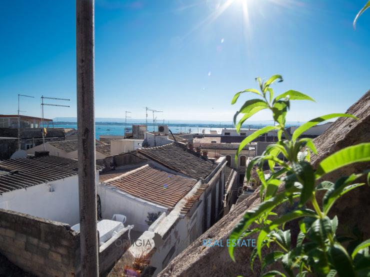 La Torretta casa da ristrutturare in Ortigia