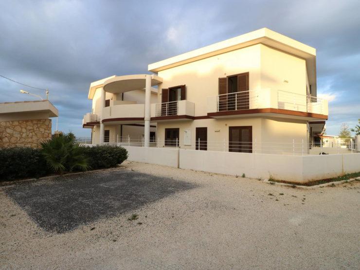 Scala Greca-Pizzuta appartamento nuova costruzione con terrazzo