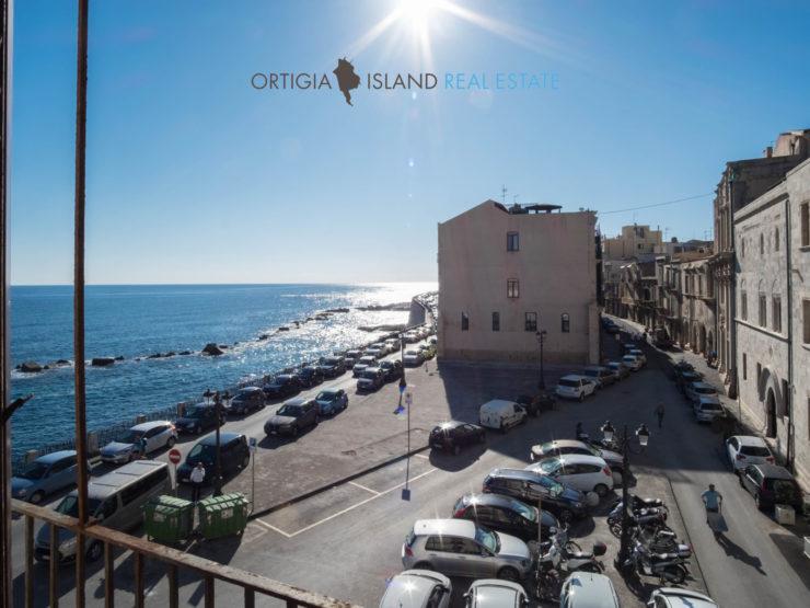 Ortigia Casa sul mare di Levante