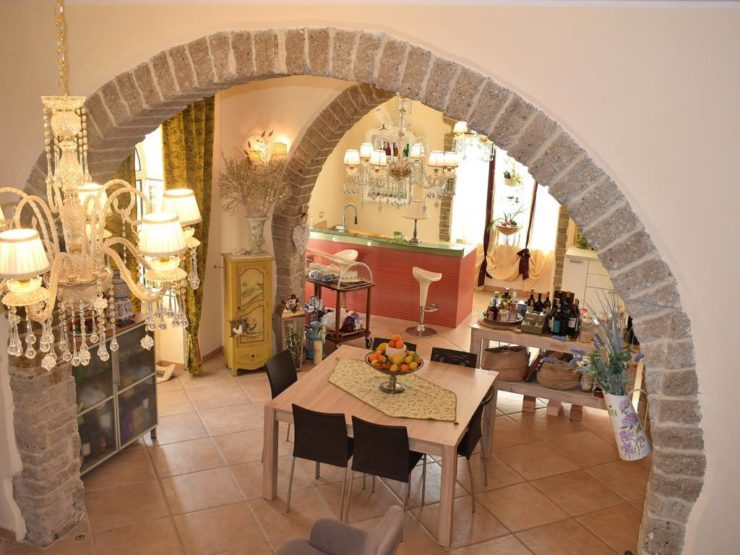House on two levels for sale Riviera Siracusa