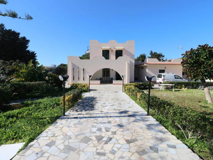 Villa Isola Siracusa in vendita