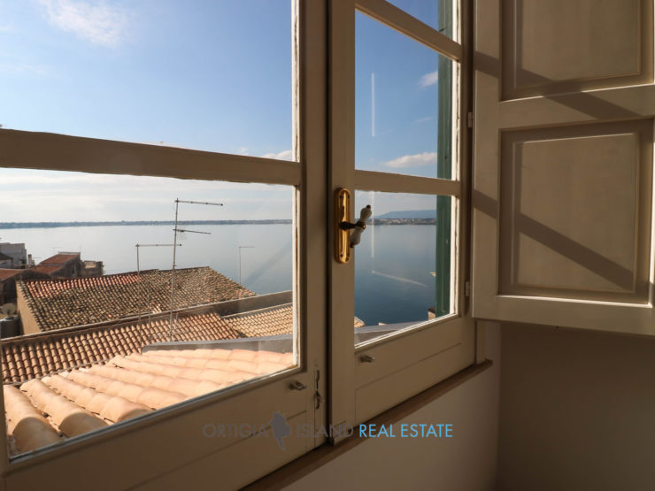 Penthouse apartment in Ortigia