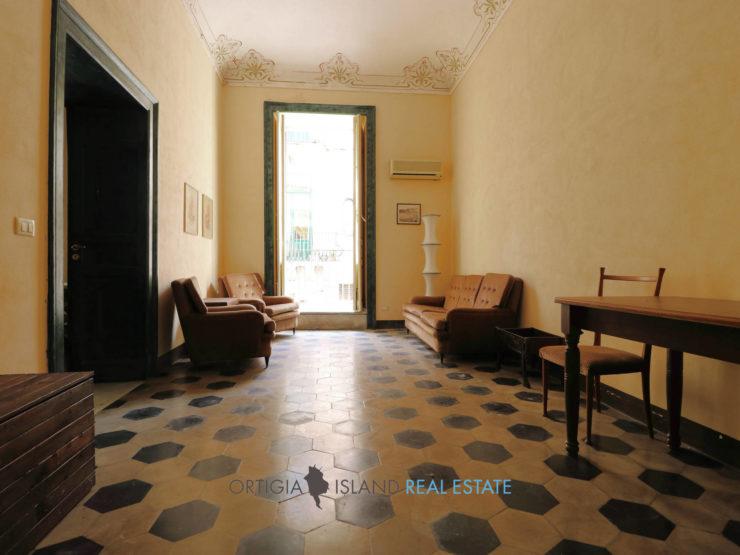 Mastrarua Ortigia Casa ottocentesca in vendita