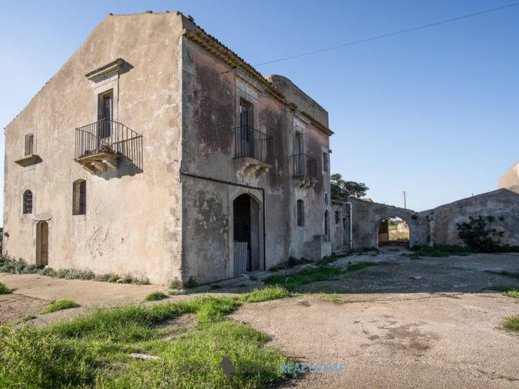 Masseria Casale in vendita, Plemmirio Siracusa