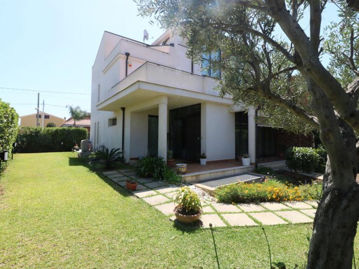 Siracusa Pizzuta villa in vendita costruzione 2012