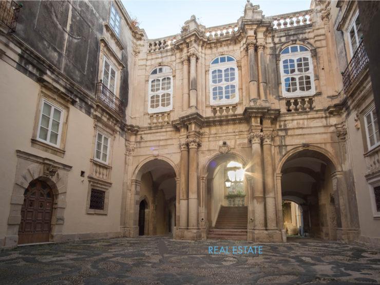 Appartamento in affitto – Palazzo della Commenda Ortigia