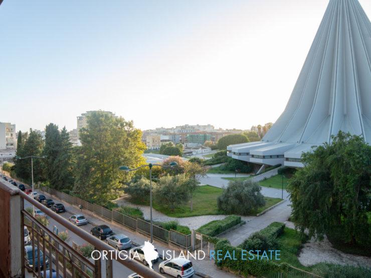 SIRACUSA CENTRO Appartamento di 135 mq in vendita