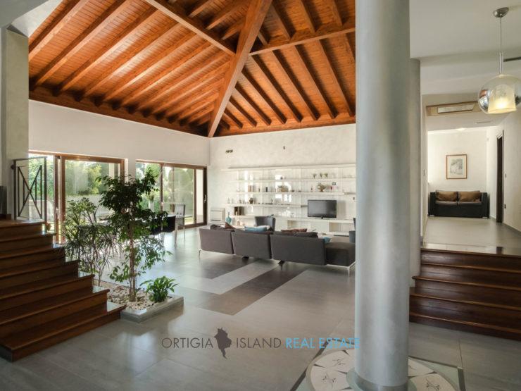 Tremilia Sinerchia Villa in vendita