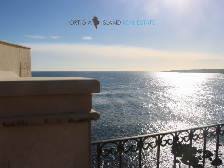 Ortigia Maison sul mare in vendita