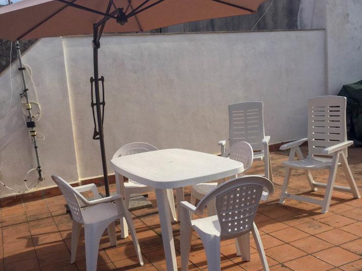 Ortigia Via Dione appartamento con terrazzo in affitto