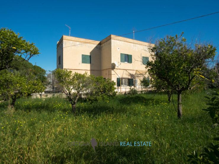 Villa in vendita zona Scala Greca Pizzuta – Siracusa