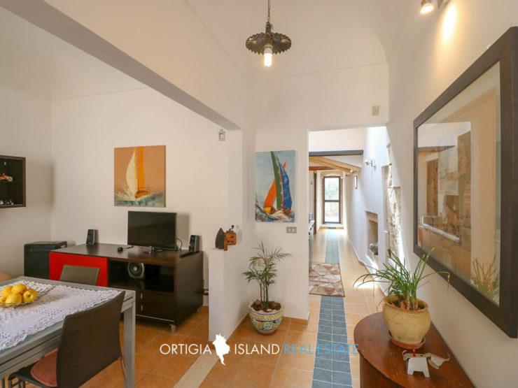 Ortigia appartamento con terrazzo in affitto