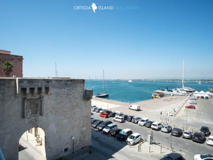 Ortigia Porta di mare