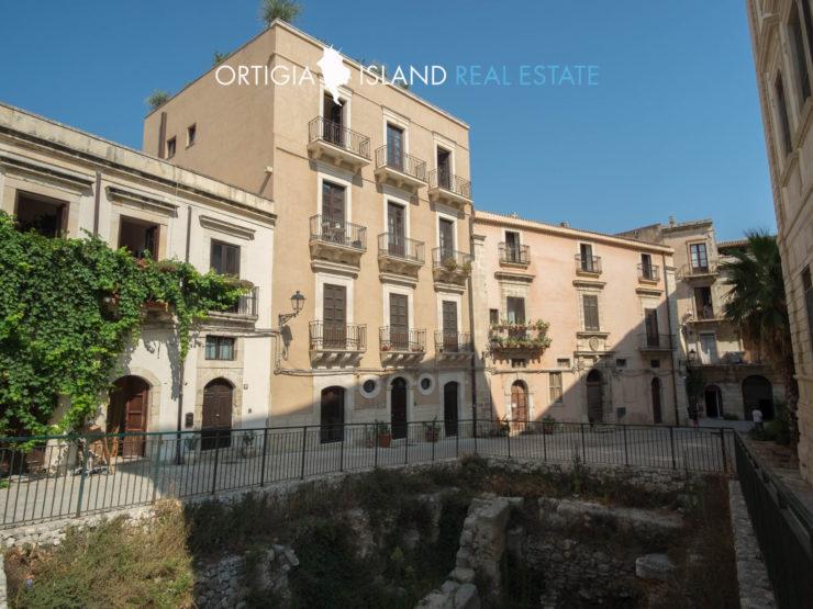 Casa in affitto – Ortigia Mergulensi