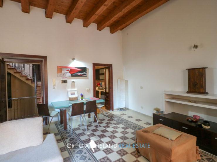 Ortigia Giudecca Residenza ristrutturata in vendita