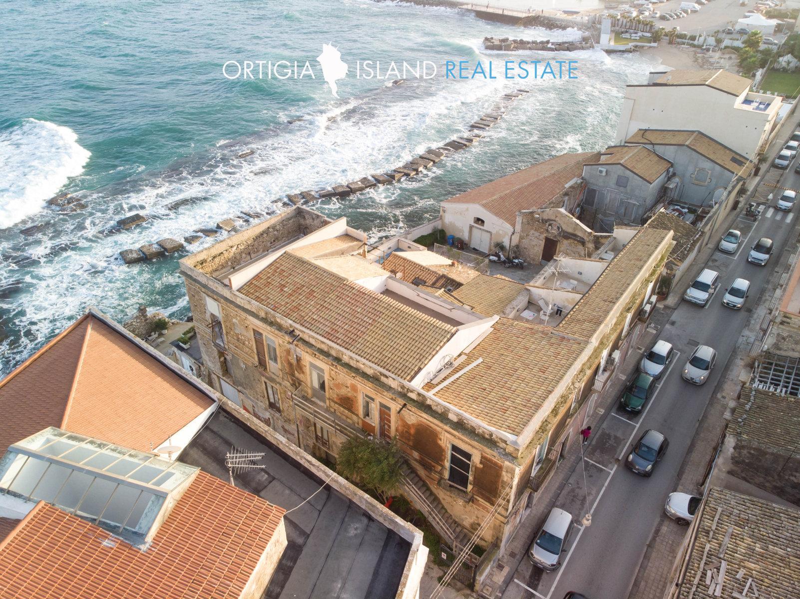 Riviera Dionisio Casa Con Terrazza E Vista Ortigia Island