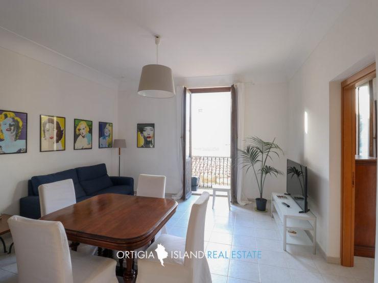 Ortigia Via Gargallo appartamento in affitto