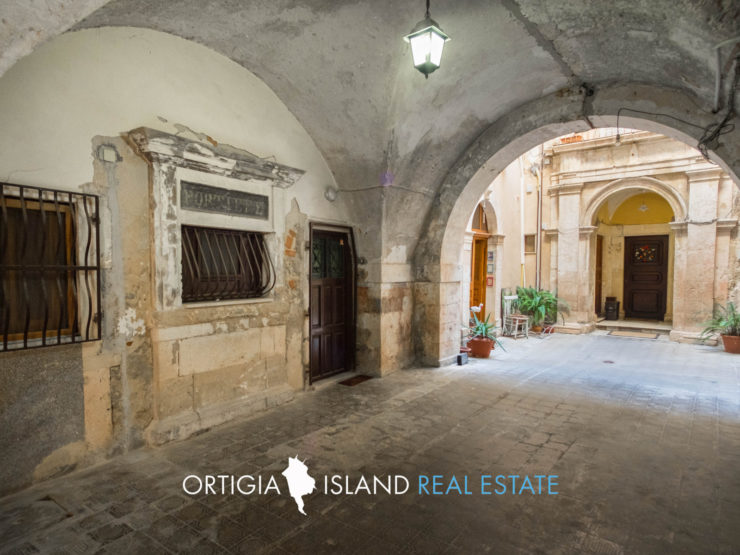 Ortigia Double House for sale