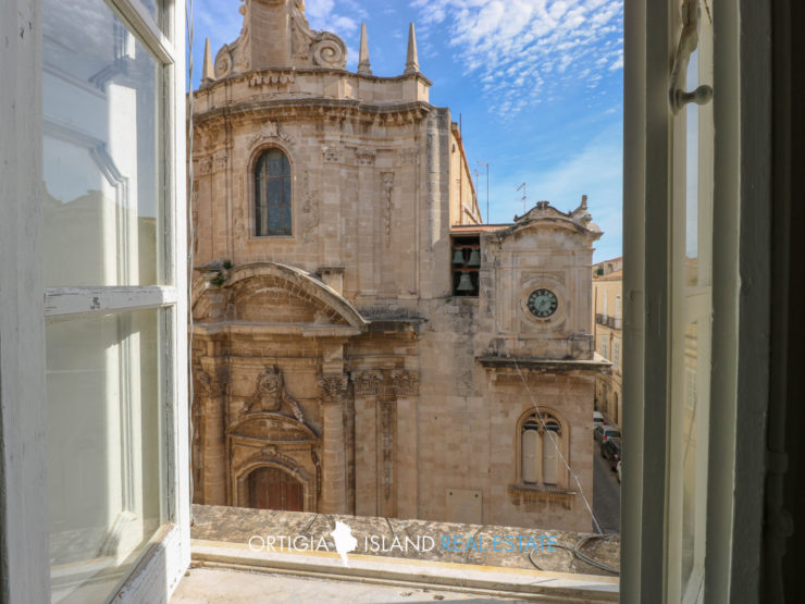 Ortigia Maestranza Casa Settecentesca con terrazza