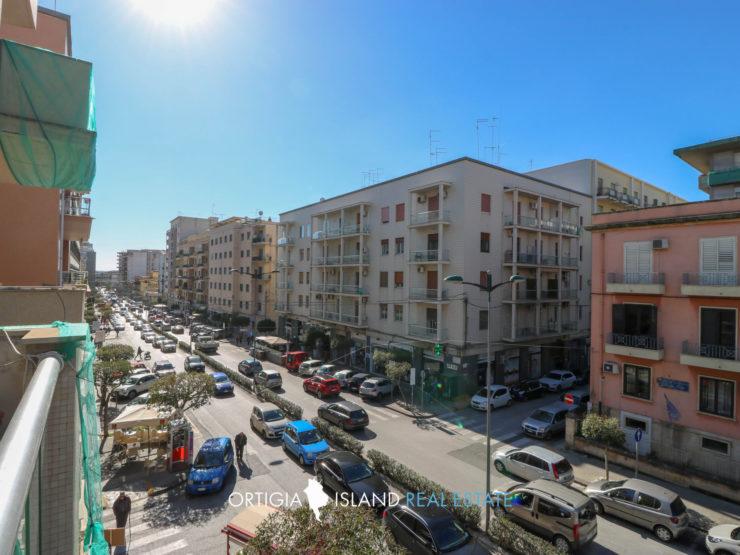 Corso Gelone appartamento in vendita