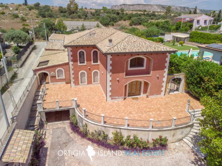 Lussuosa Villa a Siracusa