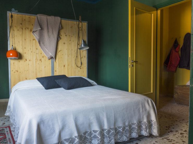 San Giovanni, Appartamento con veranda per affitti mensili