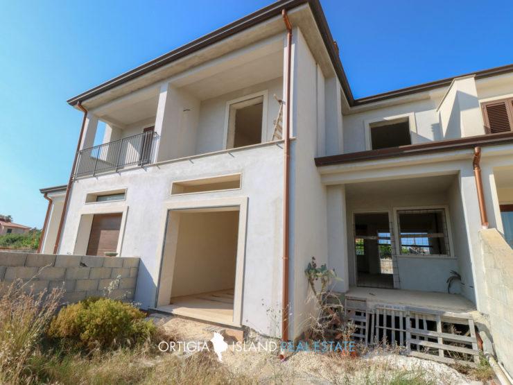 Siracusa Villaggio Miano villa  costruzione 2013