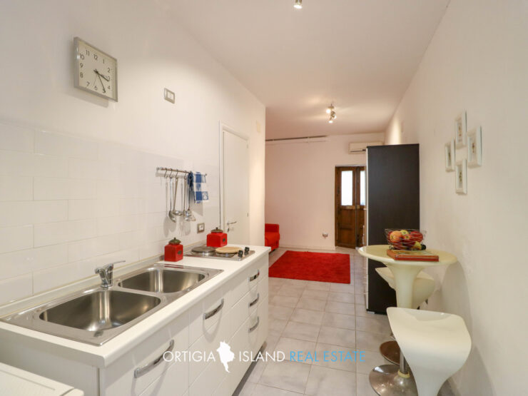 Ortigia Tintori one room apartment for sale