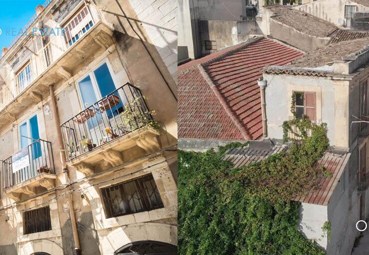 Ortigia –  Due immobili da Ecobonus