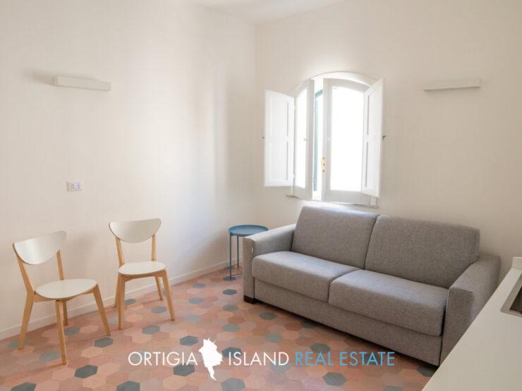 Monolocale in affitto Ortigia