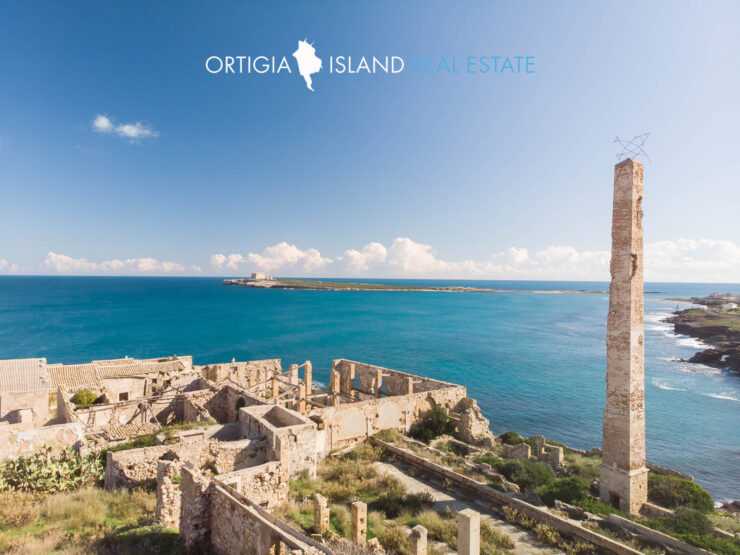 For sale Tonnara and Capo Passero Island, tourist accommodation services project