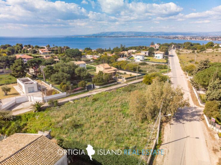 Plemmirio, building land for sale