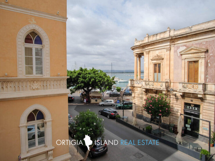 Ortigia Via Dei Mille appartamento in affitto