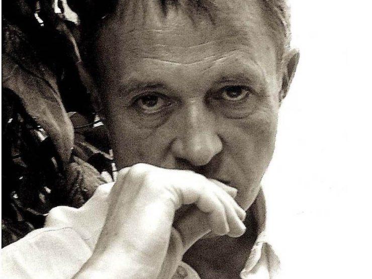 François Koltès – Vivo ad Ortigia nell' isola di Siracusa, la più bella e sto bene qui.