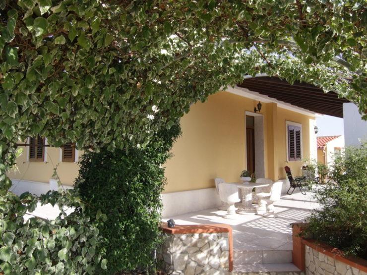Siracusa Villa in Area Marina del Plemmirio